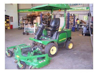 used-front-deck-mowers